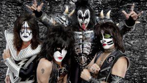 imagen de Kiss se asocia con los gigantes del cómic Marvel para una nueva gama de productos