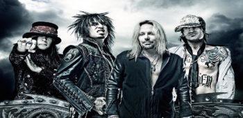 imagen de Mötley Crüe están preparando nuevas canciones.