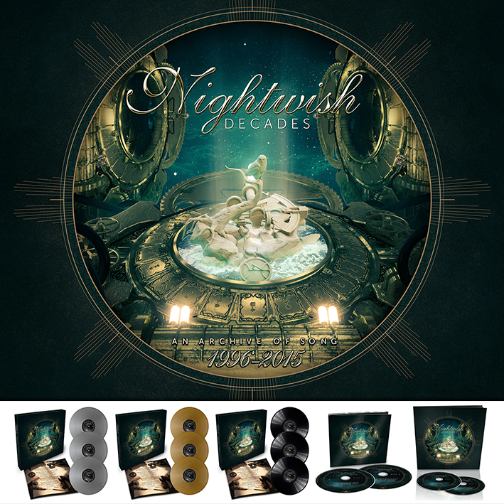 Nightwish Decades