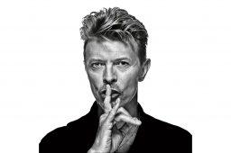 imagen de David Bowie 2 años despues de …