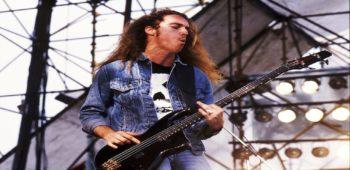 """imagen de Fans de Metallica proponen crear el """"Cliff Burton Day"""" en honor al fallecido bajista"""