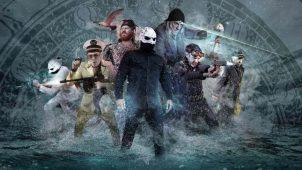 """imagen de LEGEND OF THE SEAGULLMEN Conformado por miembros de TOOL, MASTODON lanzan nueva Canción """"THE FOGGER"""""""