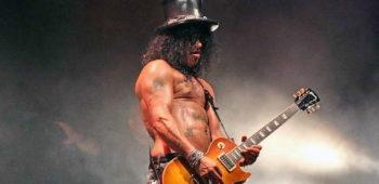 """imagen de Slash: """"Fue catártico hablar con Axl después de casi dos décadas"""""""