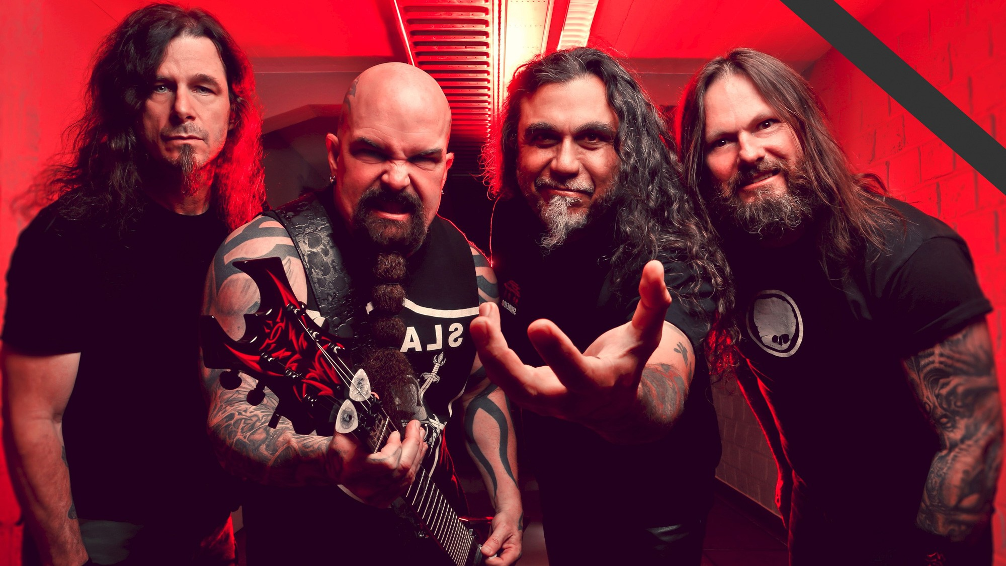 Slayer Band 2016