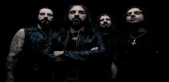 """imagen de """"The Call"""" lo más reciente de la banda de  black metal ROTTING CHRIST."""