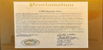 """imagen de Es un hecho: El """"Cliff Burton Day"""" ha sido proclamado"""