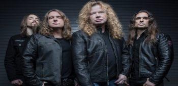 """imagen de Dave Mustaine cree que su próximo disco será tan bueno como """"DYSTOPIA""""."""