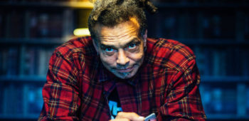 imagen de Documental sobre el primer vocalista Chuck Mosley de FAITH NO MORE en progreso