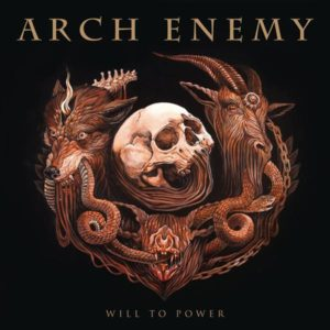 review de Arch Enemy | Will to Power [2017]