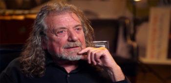 imagen de Robert Plant de LED ZEPPELIN habla sobre la muerte de su hijo en una emotiva entrevista.
