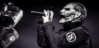 imagen de Corey Taylor habla sobre la escritura de las nuevas letras de lo que sera el proxímo álbum de SLIPKNOT.