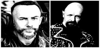 imagen de Rob Halford de JUDAS PRIEST y Nergal de BEHEMOTH Ambos quieren hacer un álbum de Black Metal ?