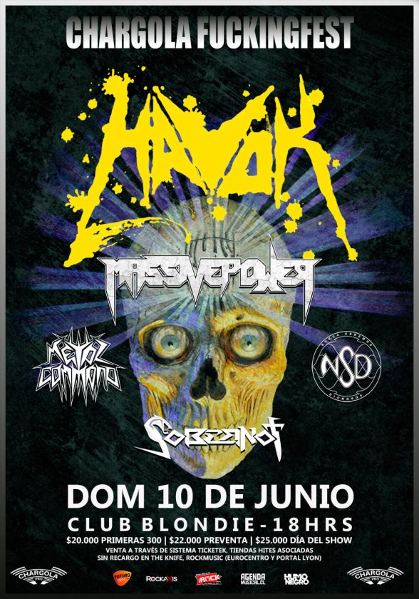 Afiche Havok Final Web