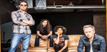 imagen de Jerry Cantrell guitarrista de Alice In Chains se refiere a The Devil Put Dinosaurs Here: Este es un disco putamente fuerte.