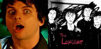 "imagen de ""The Longshot"" La nueva banda musical en paralelo de Billie Joe Armstrong."