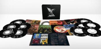 imagen de Black Sabbath anuncia 'Supersonic years – El set de cajas de singles de los setenta'.
