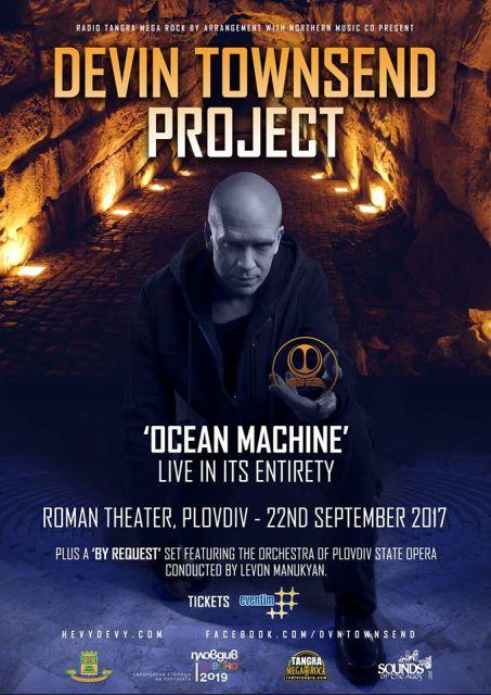 Devin Townsend Presenta Ocean Machine