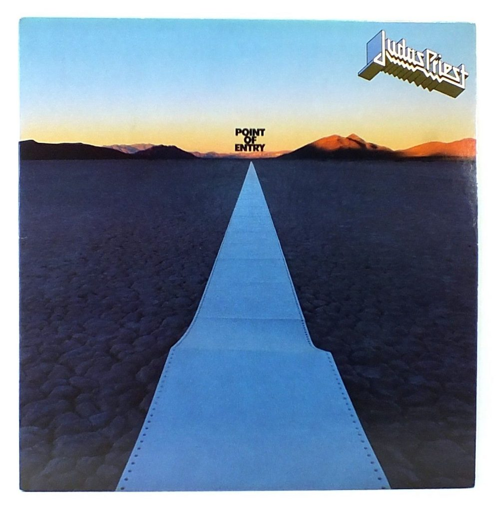 Judas Priest Point Of Entry Us
