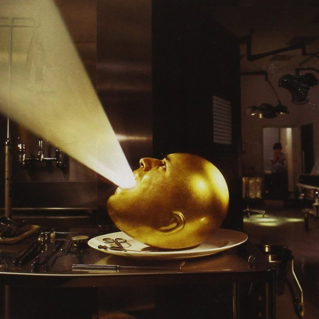 The Mars Volta De Loused In The Comatorium