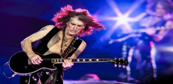 imagen de Joe Perry confirma que Aerosmith está preparando una gira por su 50th aniversario