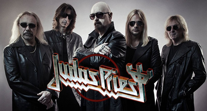 Judas Priest Band 2018