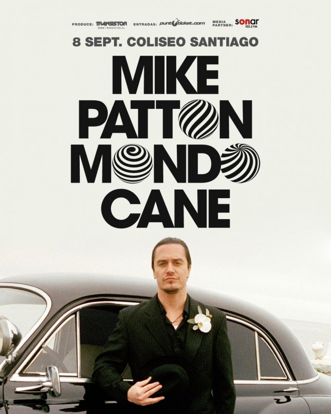 Mike Patton Mondo Cane Chile