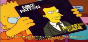 imagen de Mike Patton agenda concierto con Mondo Cane en Argentina y Chile