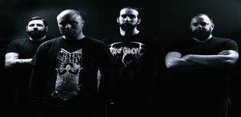 "imagen de Death metal Canadience BLOOD OF CHRIST nos presenta :  ""Unrelenting Declivity Of Anguish"""