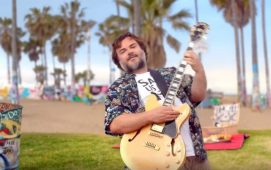 Jack Black En Video De Gorillaz