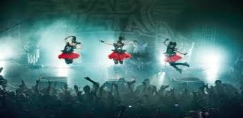 "imagen de BABYMETAL libera de sorpresa single ""DISTORTION"""