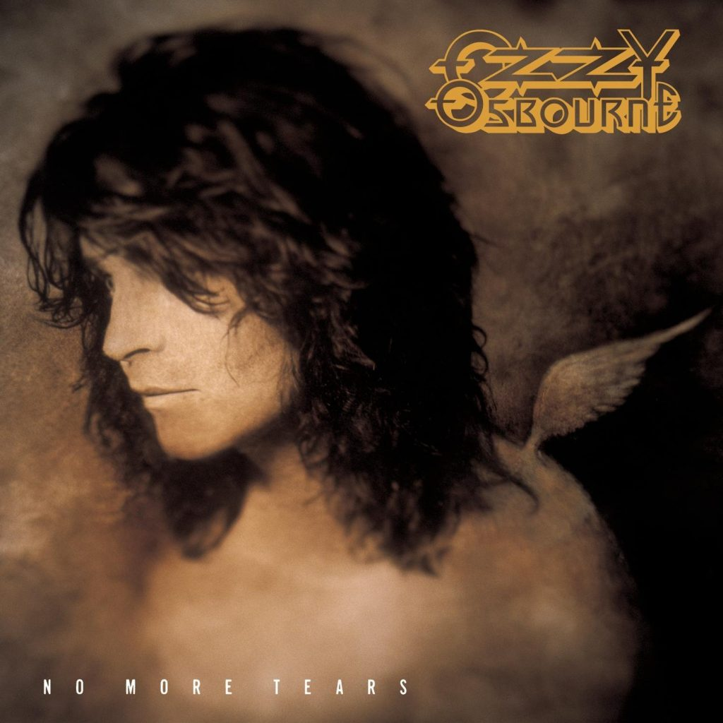 Ojo Melomano Ozzy Osbourne No More Tears Frontal