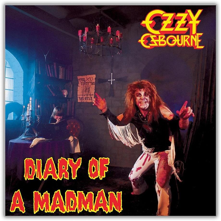 Sony Ozzy Osbourne Diary Of A Madman Vinyl Lp 93228dbd 866a 44a6 B728 B73dba870410