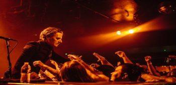 imagen de Accidente en concierto de GHOST, con desenlace fatal