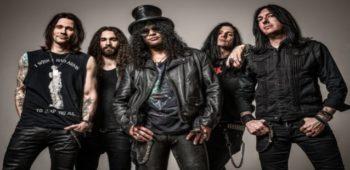 imagen de Slash con Myles Kennedy & The Conspirators anucncian nuevo álbum