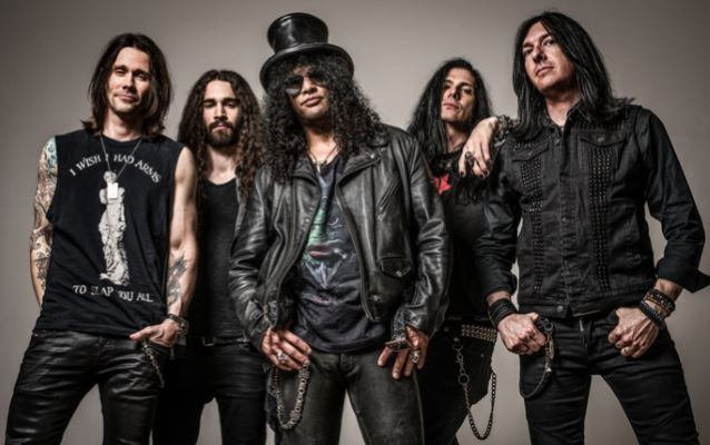 Slash Myles Kennedy The Conspirators