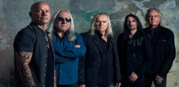 imagen de Uriah Heep estrena vídeo para la nueva canción 'Ultra Sexy' Grazed By Heaven