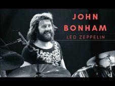 John Bonham, Baterista De Led Zepellin