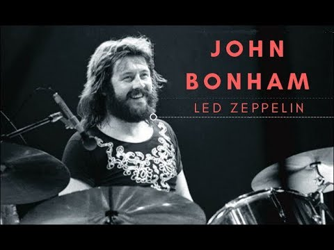 John Bonham, Baterista De Led Zeppelin