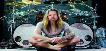 imagen de Chris Adler le pidió un consejo a Lars Ulrich antes de unirse a Megadeth