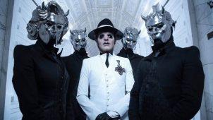 imagen de Ghost planea entrar al estudio nuevamente en 2020