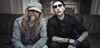 imagen de Rob Zombie habla sobre la razón detrás de la última gira en conjunto con Marilyn Manson