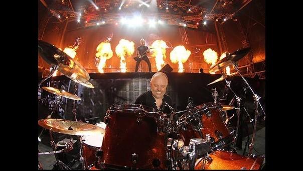 Metallica Pirotecnia