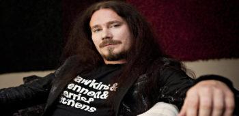 imagen de Tuomas Holopainen de Nightwish asegura que tiene escrito un 90% de nuevo material para el próximo álbum.