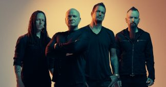 imagen de Disturbed anuncia nuevo álbum con el lanzamiento del single 'Are You Ready'
