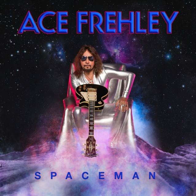 Ace Fehley Spaceman Portada