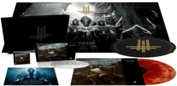"""imagen de Nergal (BEHEMOTH) explica el título del controvertido primer sencillo y vídeo de su próximo álbum """"I Loved You At Your Darkest""""."""