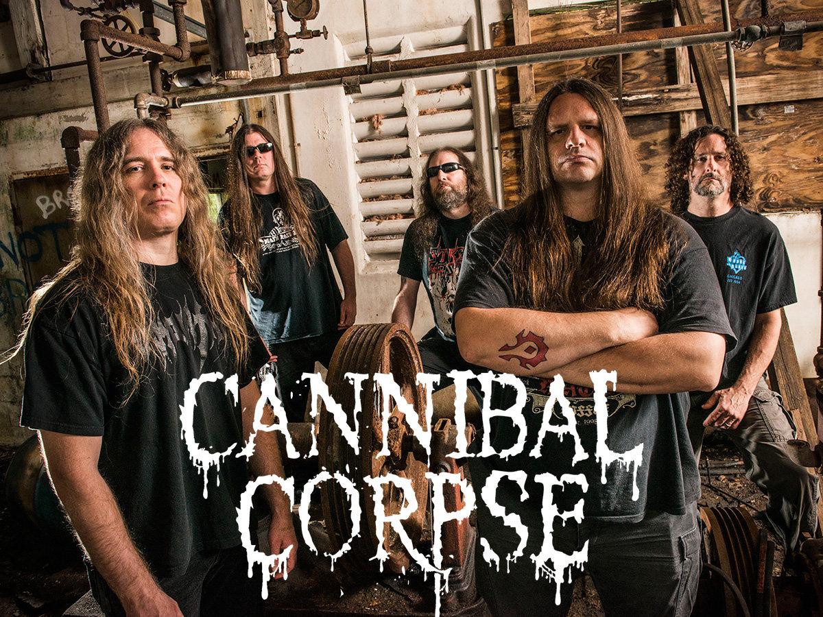 Cannibal Corpse Banda