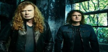 imagen de Dave Mustaine (MEGADETH) dice que David Ellefson tiene 'momentos de grandeza donde pasa de ser una estrella a una superestrella'.