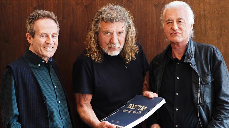 Led Zeppelin Libro Ilustrado