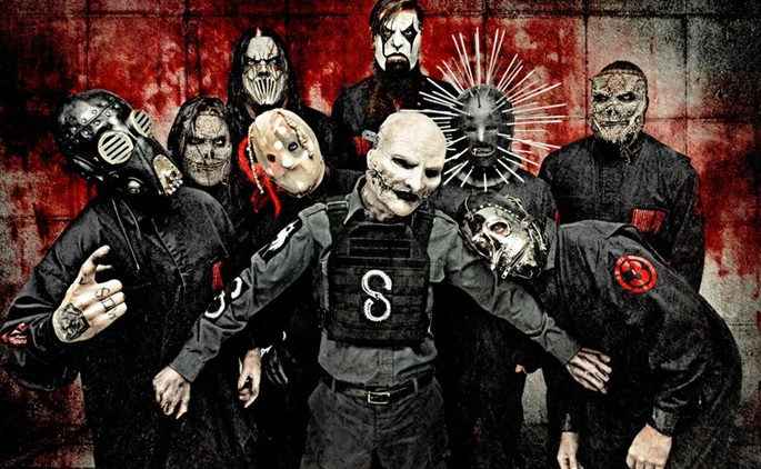 Slipknot Formacion Actual